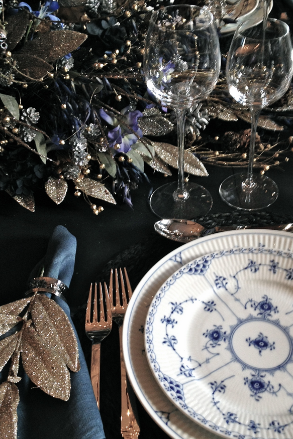 Royal Copenhagen Christmas tables 2014 Ole Henriksen