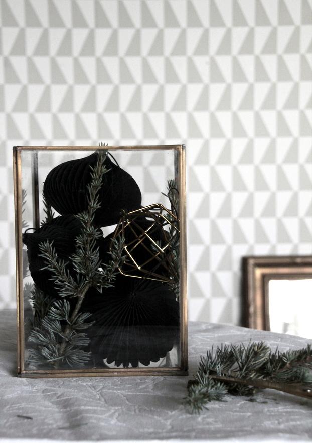 Easy Christmas decoration/ heidihallingstad.com