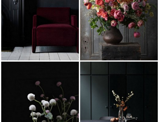 Moodboard: A bit of spring and romance // heidihallingstad.com