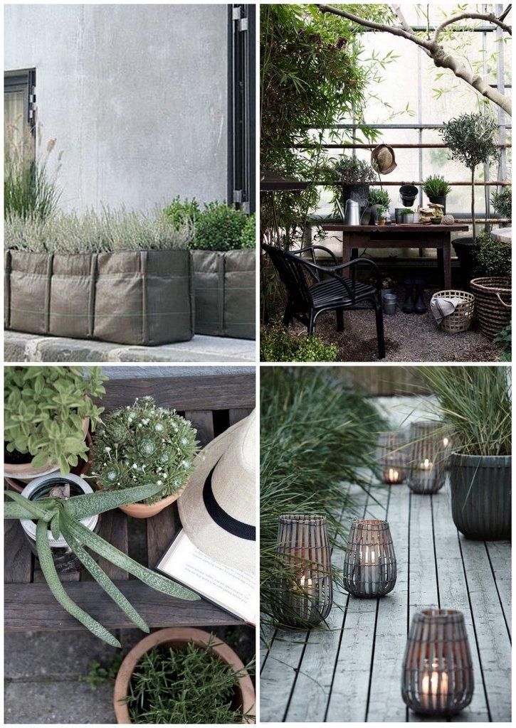 Moodboard: Garden pleasures // heidihallingstad.com