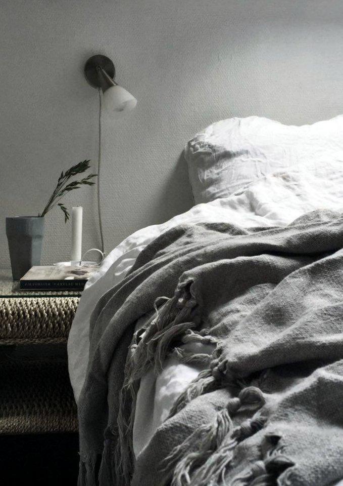 Bedroom // heidihallingstad.com