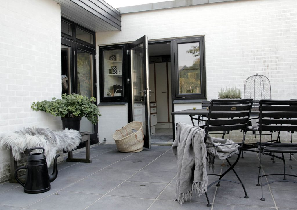 garden // heidihallingstad.com for houzz.dk