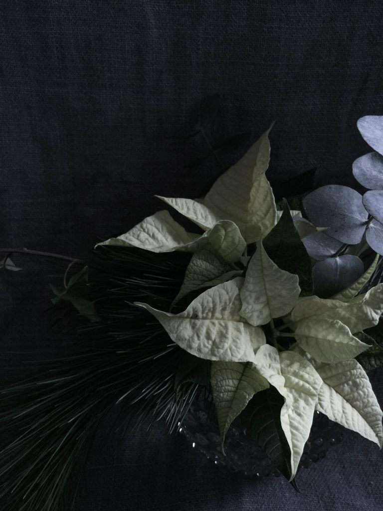 christmas-bouquet // heidihallingstad.com