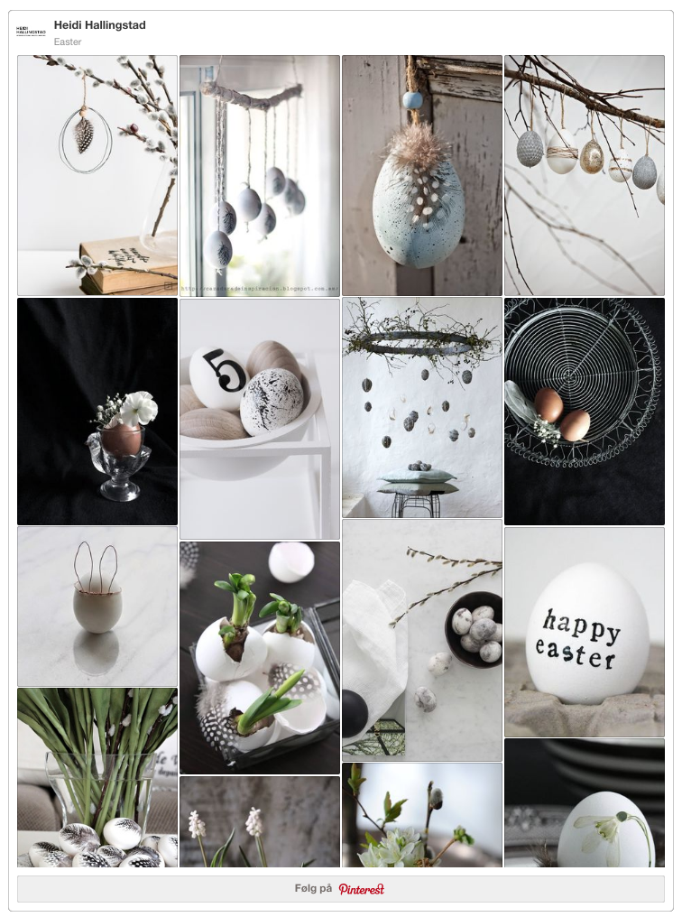 Pinterest - easter decoration :: heidihallingstad.com