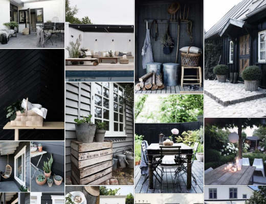 Pinterest - outdoor decoation :: heidihallingstad.com