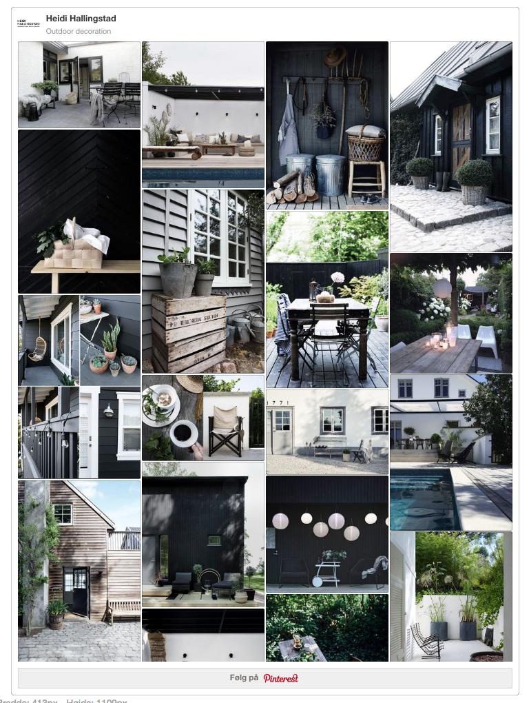 Pinterest - outdoor decoration :: heidihallingstad.com