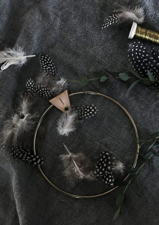 easter wreath -- heidihallingstad.com