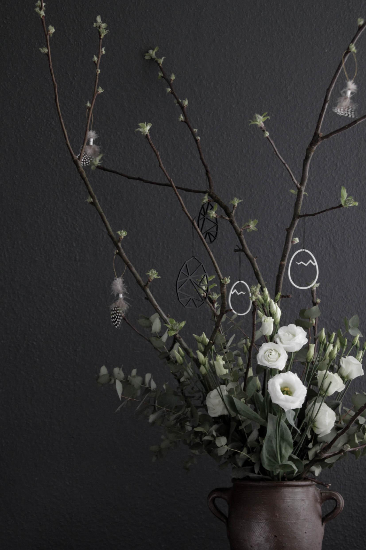 Easter bouquet // heidihallingstad.com