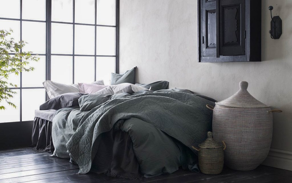 sustainable bed linen ellos // heidihallingstad.com