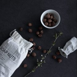 Do your laundry with soap nuts // heidihallingstad.com